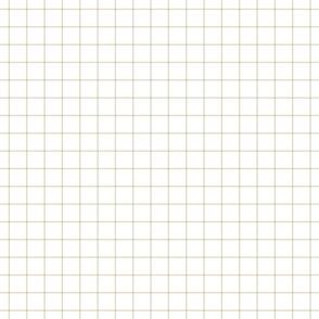 """sand windowpane grid 1"""" square check graph paper"""