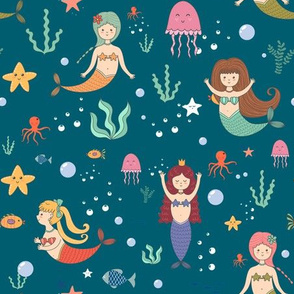 For the Love of Mermaids 3