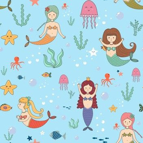 For the Love of Mermaids 4