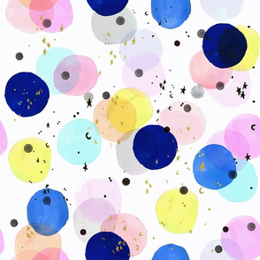 Magical Confetti Dots