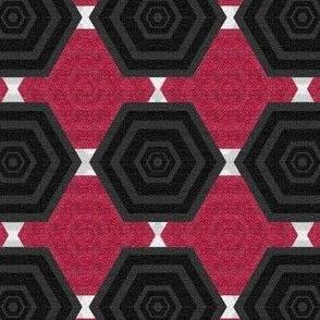 Layered Hexagons