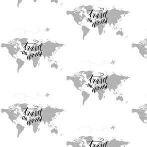 travel-with-globe-layout-grey