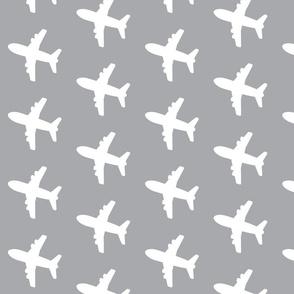 white-on-grey-plane