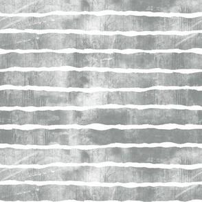distressed grey stripes