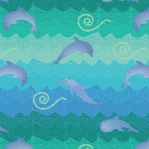 dolphinmosaic1