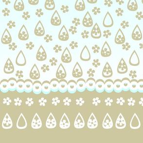 © 2011 Shower Storm 2  - Shower Curtain