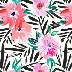 Ambrosia Tropical Floral