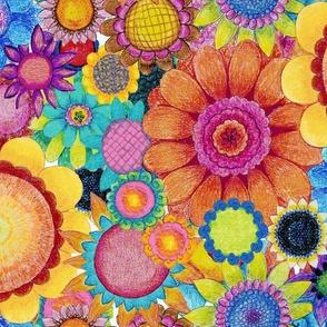 Crayon Garden