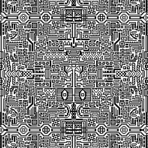 Technofunk Pixelation