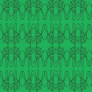 Dancing Utensils/fresh green
