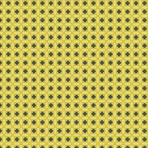 Apple Green Retro Tiles by Friztin