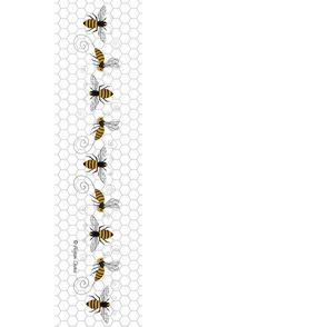 honeybeeteatowel