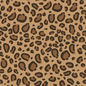 leopard print fabric safari animals nursery fabric baby design neutral