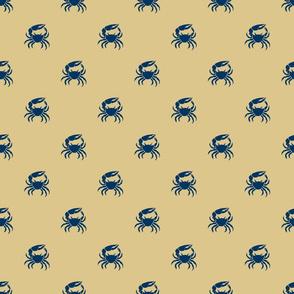 Cape Cod Fiddler Crabs