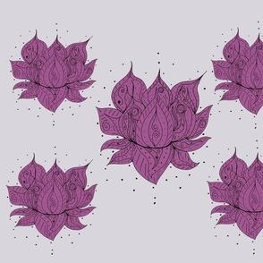 Lotus Flowers  Mandalas