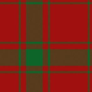 """Middleton / MacDonald of Sleat tartan, 6"""""""