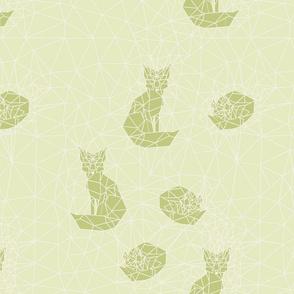 fox_geodic_monochrome_green