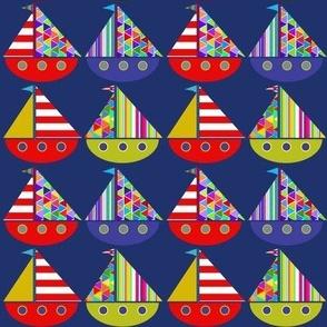 Sailing We Go!