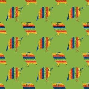 Loud Striped Birds 2