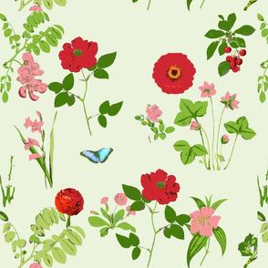 garden - soft green
