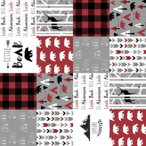 The_Woodsman__rotated_90__Cheater_Quilt