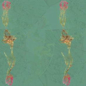 Birthday-Tulips-Collection-green-border