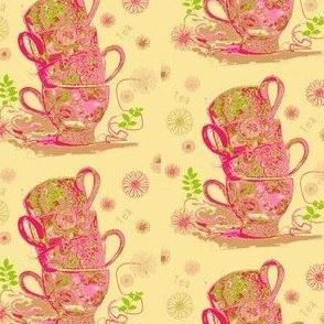 #SAGE Tea - Cup stack