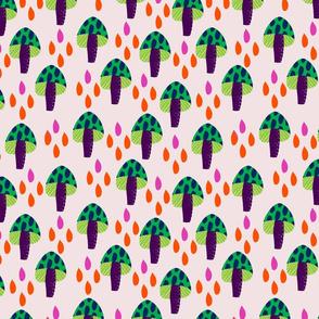 8by8_spoonflower_pinkmushrooms