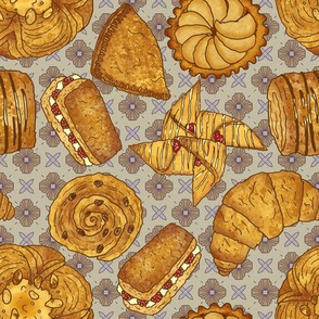 Lots of Pastry!