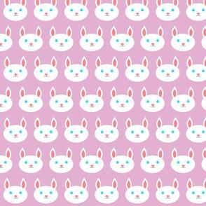 Purple Bunnies - Bunny Hop