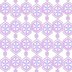 Beaded Curtain pink