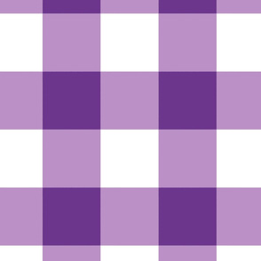 Buffalo Check in purple
