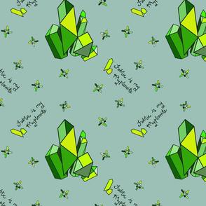 Fabric is my Kryptonite