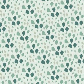 Ombre Petal Drops Mint