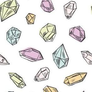 Diamonds multicolor