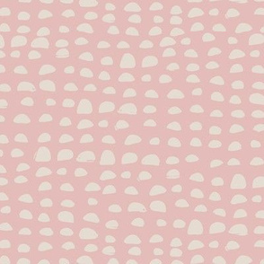 Pebbles in pink