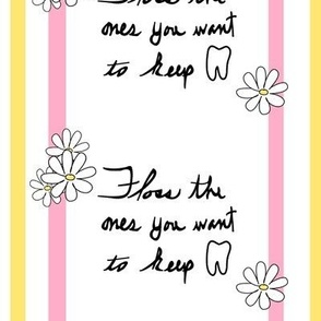 Dental Grad on Gray / Tooth w/ Cap - Date can be changed, just message me -Yellow/Grey