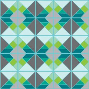 grey tangram