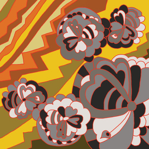 Psychedelic Poppies Group