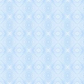 PLB Pastel Blue Diamond Brocade