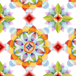 Beaux Arts Mandala