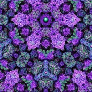 Purple Alien Lava