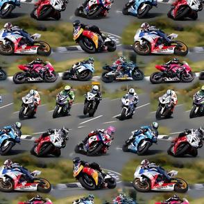 MotoGP 2015 motorbikes