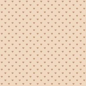 Tiny hearts for jerboas