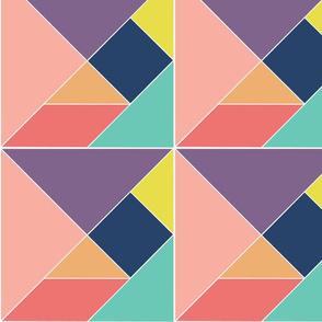 Tangramcolorblock
