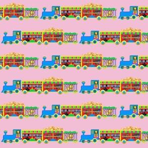 Cookie Train