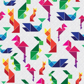 Rainbow-Animal-Tangram