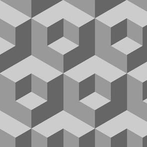 cubic subtraction : grey area