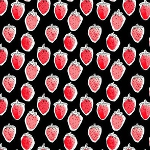 Strawberry (Black)