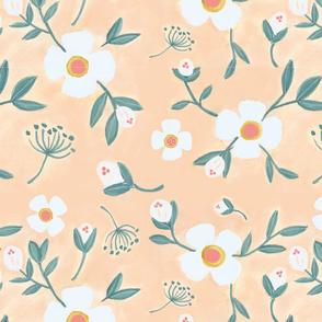 Peach Fizz Tile